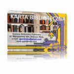 Karty biblioteczne oferta
