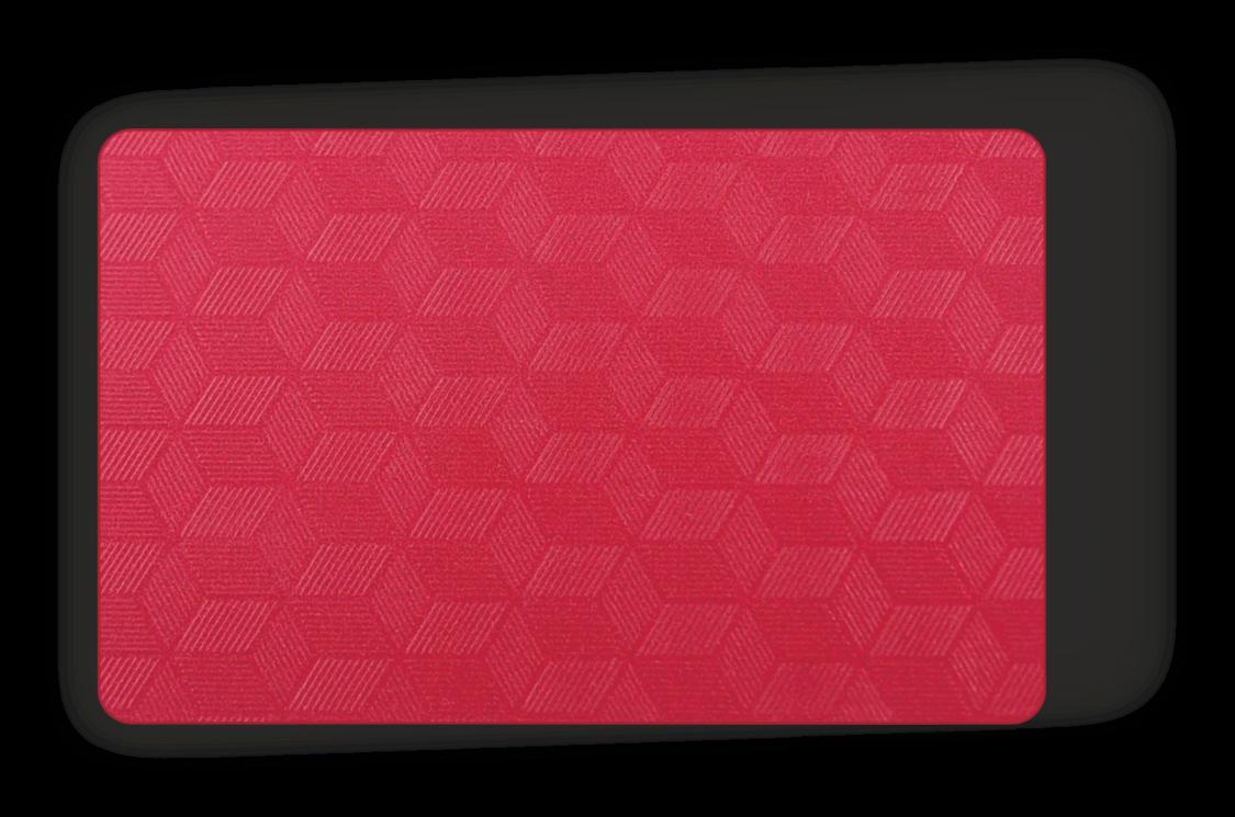 Karta z wzorem
