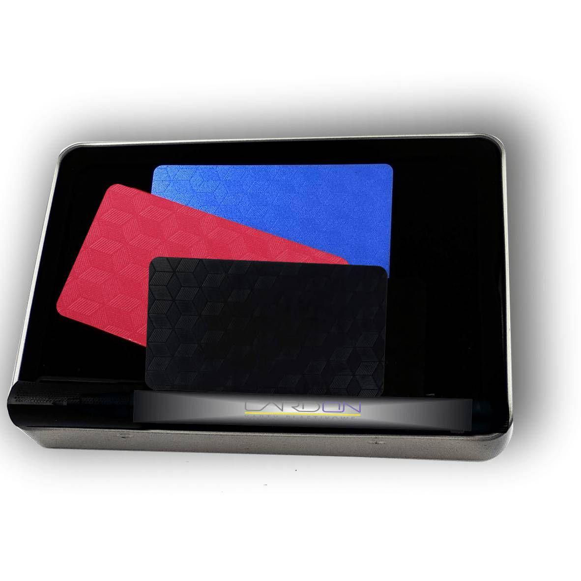 Pudełko na ekskluzywne karty podarunkowe